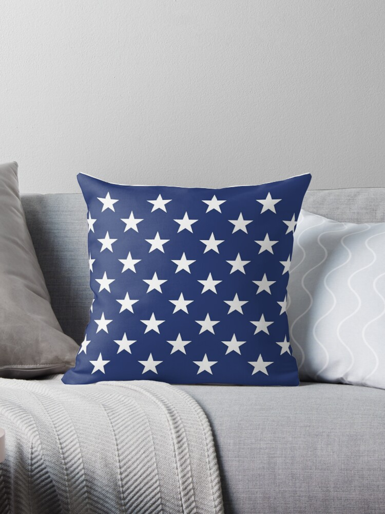 USA Flag Stars by adamcampen