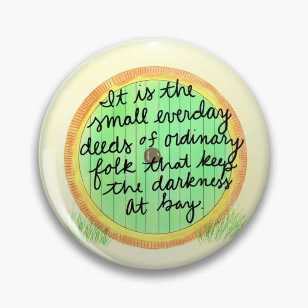 Small everyday deeds  Pin