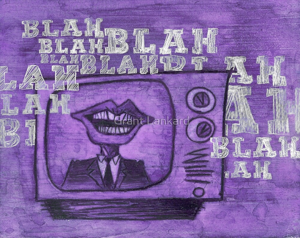 Talking Head by Grant Lankard