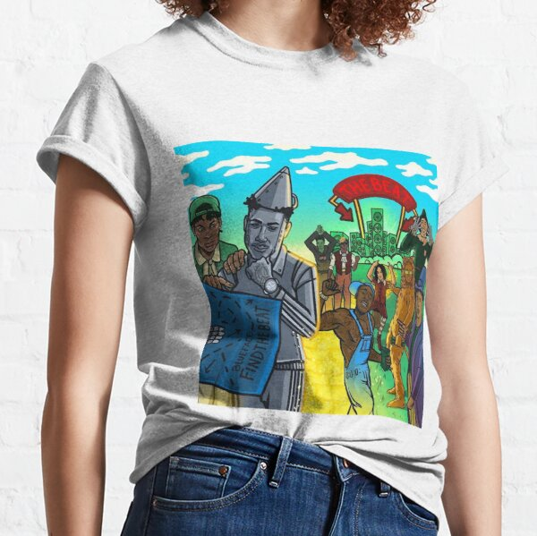 Find The Beat Album Cover Classic T-Shirt