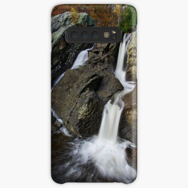 An Overview - Bolton Potholes, Joiner Brook Samsung Galaxy Snap Case