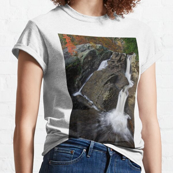 An Overview - Bolton Potholes, Joiner Brook Classic T-Shirt