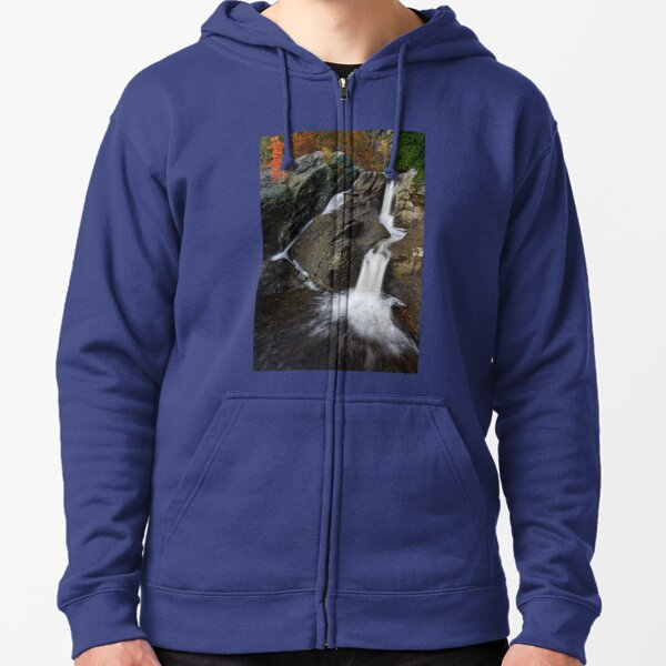 An Overview - Bolton Potholes, Joiner Brook Zipped Hoodie