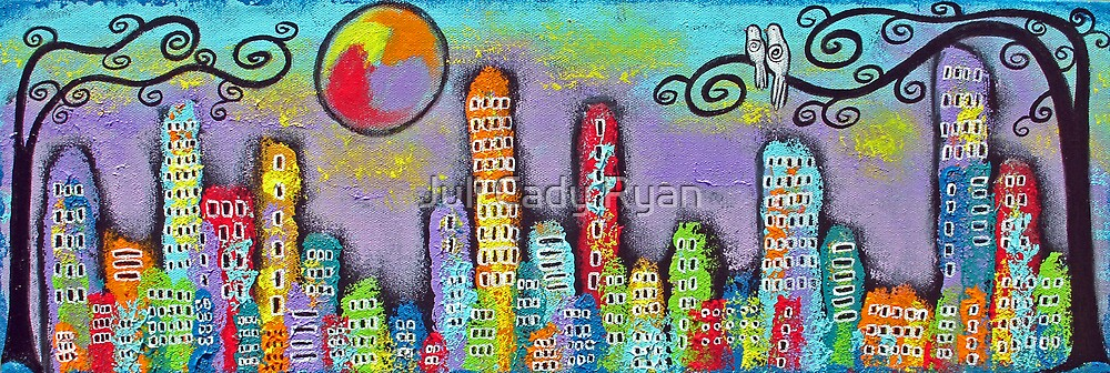 Sunset City by Juli Cady Ryan