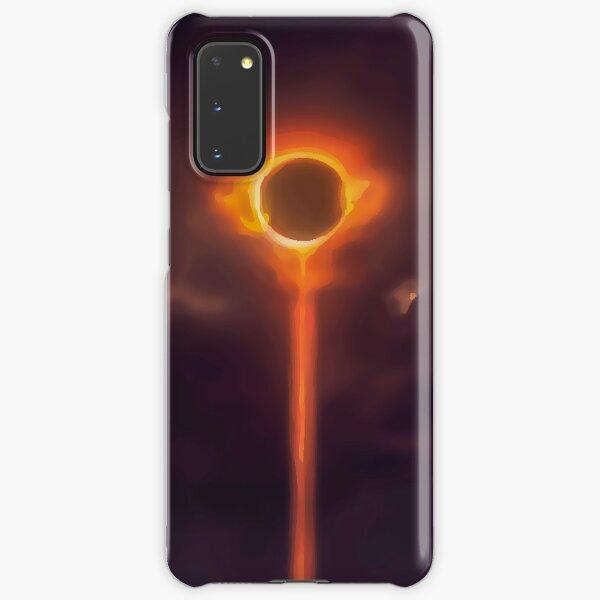 The Eclipse Dark Sign Samsung Galaxy Snap Case