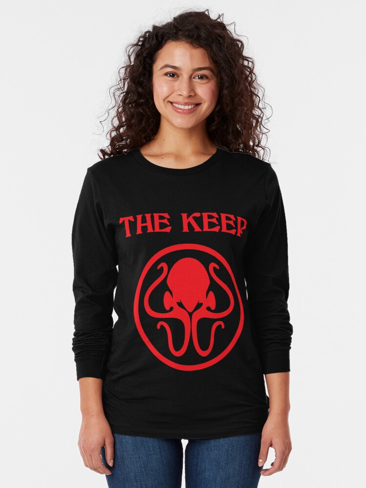 Alternate view of The Keep Long Sleeve T-Shirt