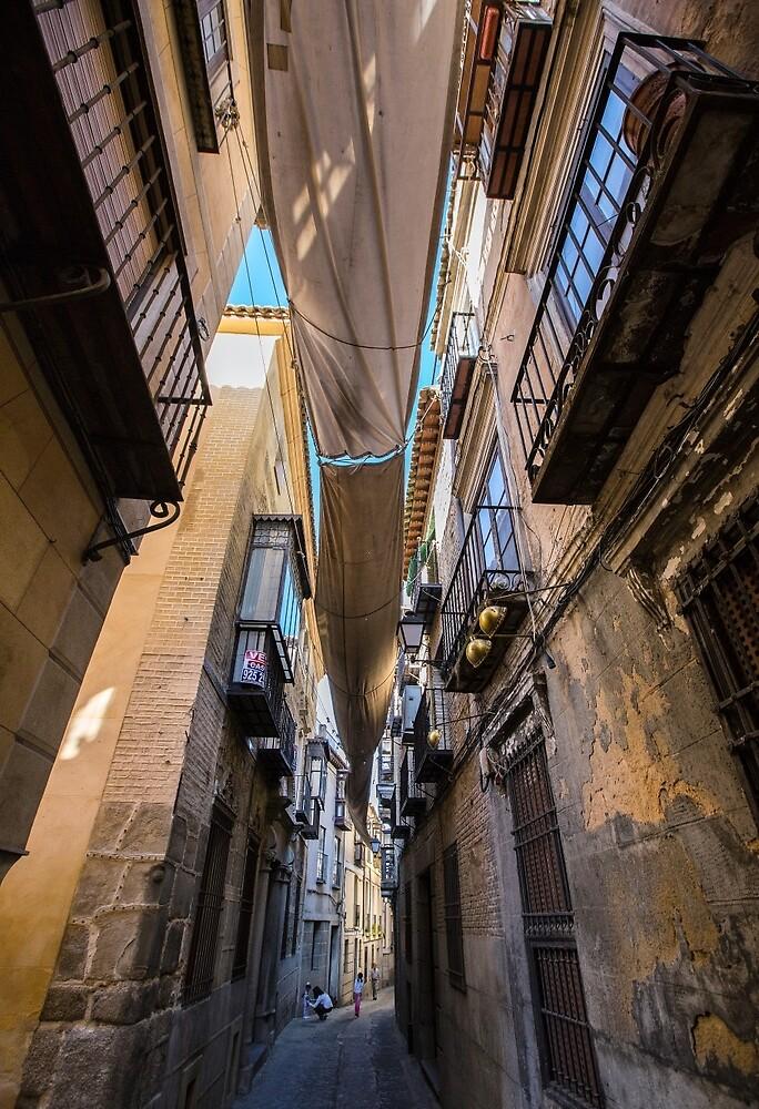 Streets of Toledo by Mitchel Whitehead