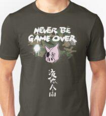 Spiel niemals vorbei Slim Fit T-Shirt