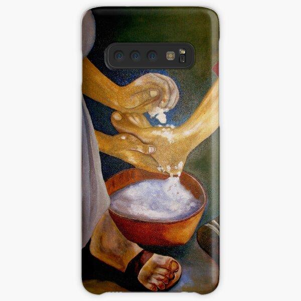Foot-washing Samsung Galaxy Snap Case