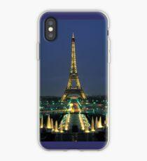 Vinilo o funda para iPhone Torre Eiffel - París