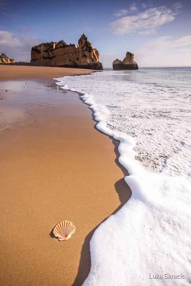 Where Portugal Begins - Algarve coast by Luka Skracic