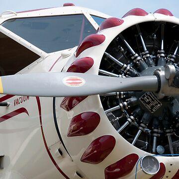 Stinson SR-8C Reliant by palmerphoto