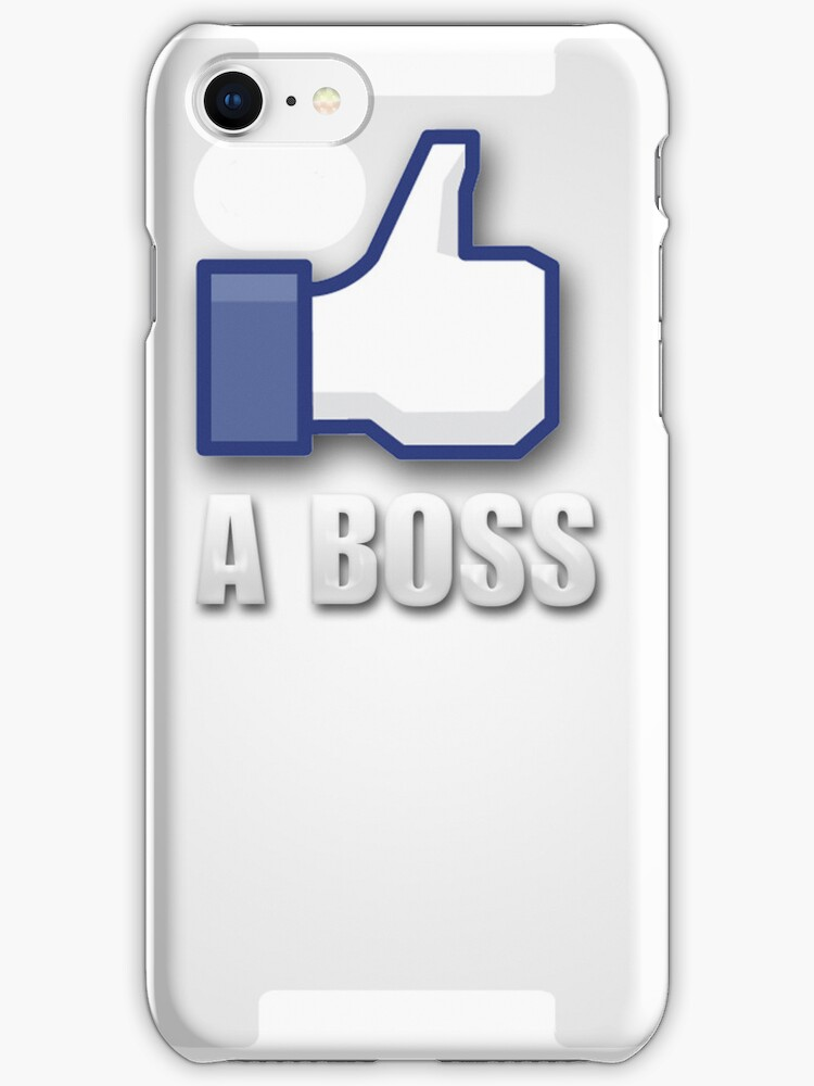 LIKE A BOSS! by Tom Sharman