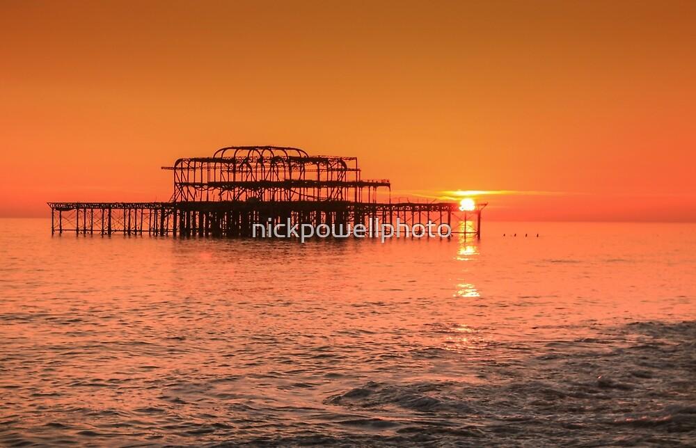 West Pier - Brighton by nickpowellphoto