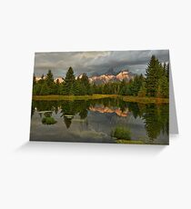 Immense Beauty Greeting Card