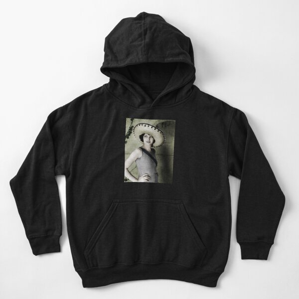 Thelma Parr Kids Pullover Hoodie
