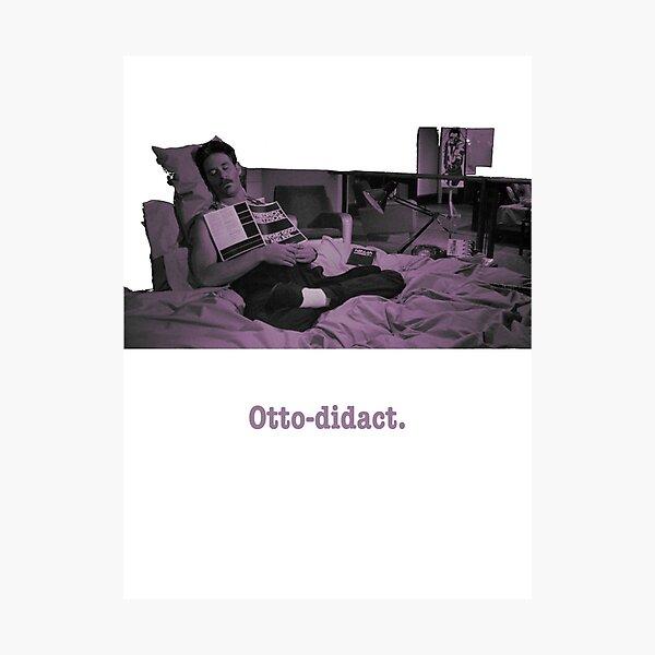 Otto-didact  Photographic Print