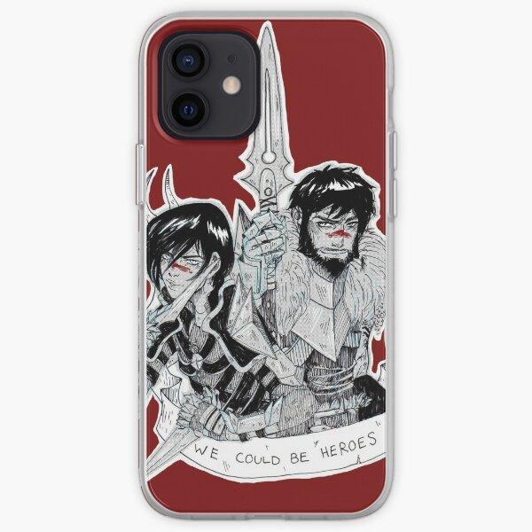 H A W K E iPhone Soft Case