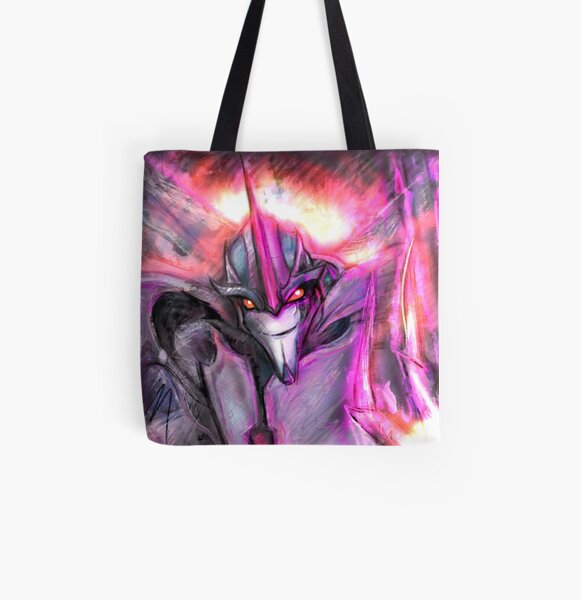 painted scream : All Over Print Tote Bag