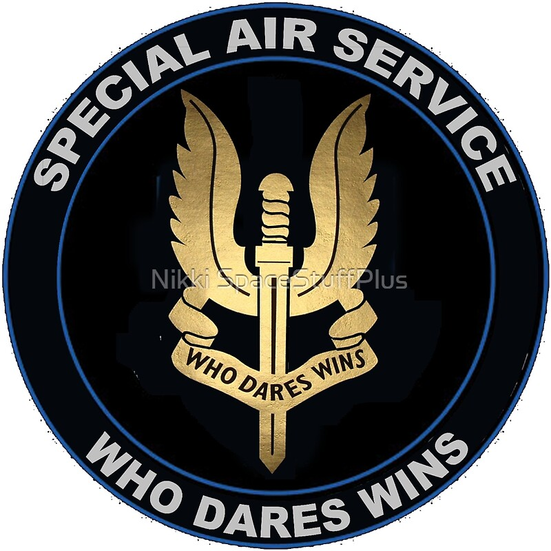 Special Air Service Prints Redbubble