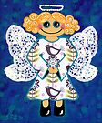 Blue Angel - She's mellow and sweet by Lisafrancesjudd
