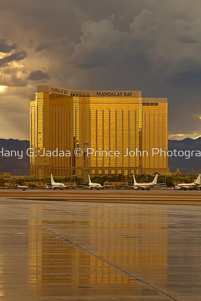 At Vegas Airport - 3 © by © Hany G. Jadaa © Prince John Photography