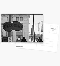 Arcade Restaurant, Memphis, Tennessee Postcards