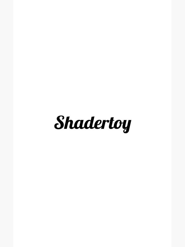 """Shadertoy """"vec3 col=(1.0,1.0,1.0);"""" by Shadertoy"""