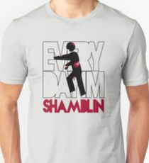 Everyday I'm Shamblin' Unisex T-Shirt