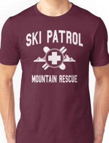 Ski Patrol & Mountain Rescue (vintage look) Unisex T-Shirt