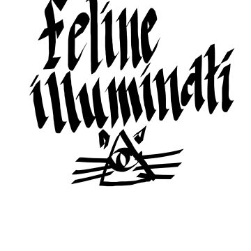 Feline Illuminati by rachherself