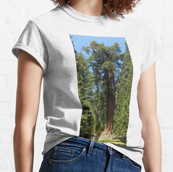 The Largest Tree in the World - GigaPan Classic T-Shirt