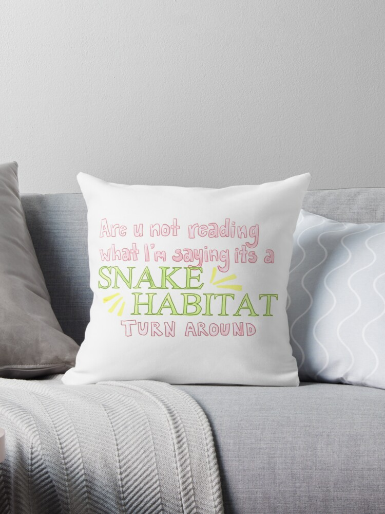 Snake Habitat by rachherself