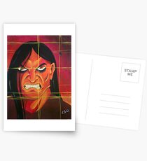 Nathan Explosion-Metalocalypse Postcards