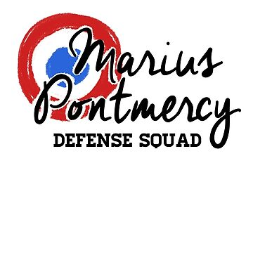 Marius Defense Squad by rachherself