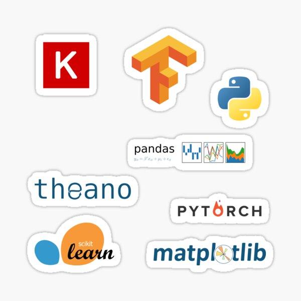 Python Machine Learning Sticker