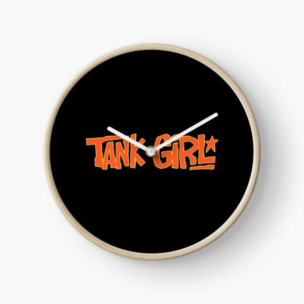 Tank girl Clock