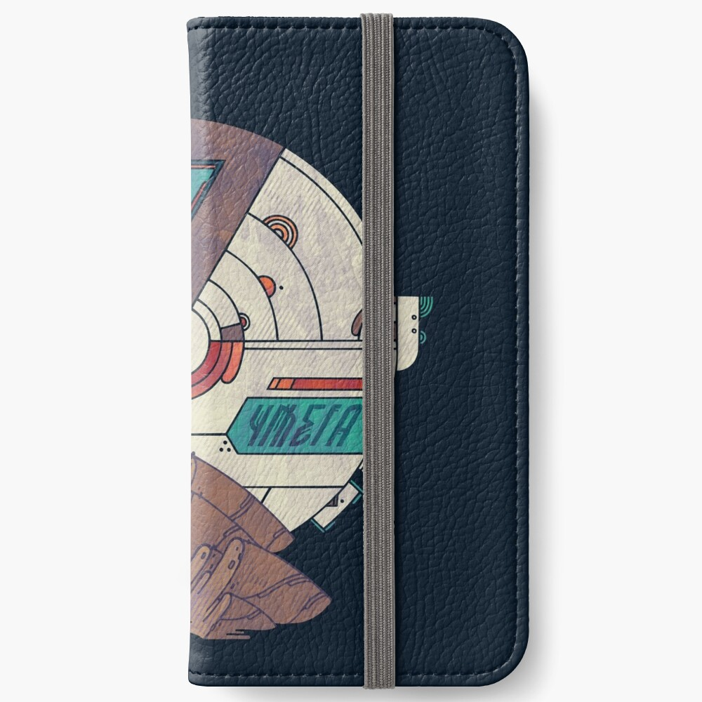 Visions of a New Homeworld iPhone Wallet