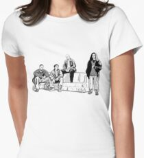 The Couch Women's Fitted T-Shirt