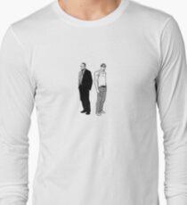 Stringer Bell and Avon Barksdale Long Sleeve T-Shirt