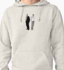 Stringer Bell and Avon Barksdale Pullover Hoodie