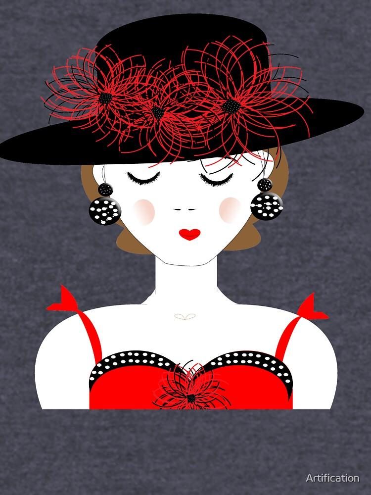 Love My Best Hat by Artification