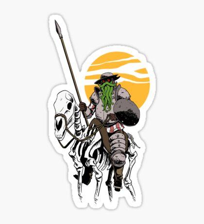 Don Cthulhu Sticker