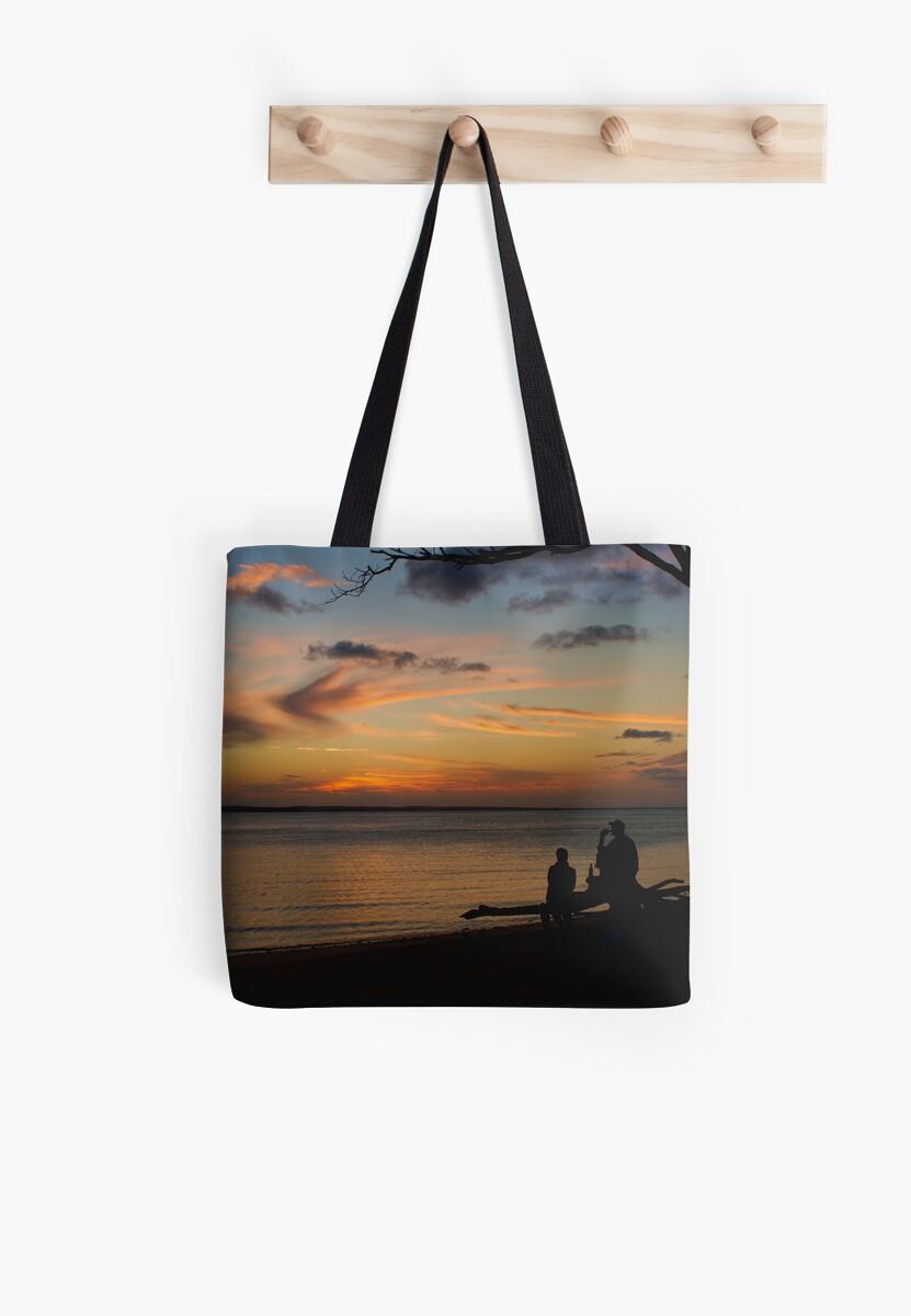 Peaceful Sunset by Kym Howard
