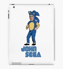 John Sega iPad Case/Skin