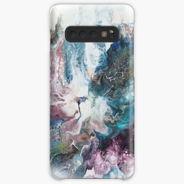Fluid planet 2 Samsung Galaxy Snap Case