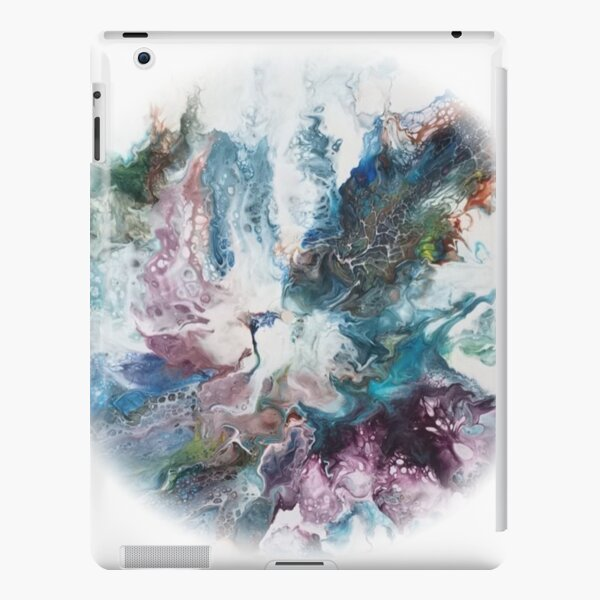 Fluid planet 2 iPad Snap Case