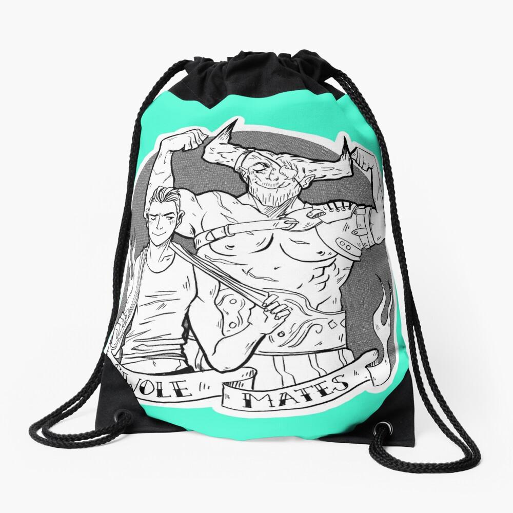 Swolemates Drawstring Bag
