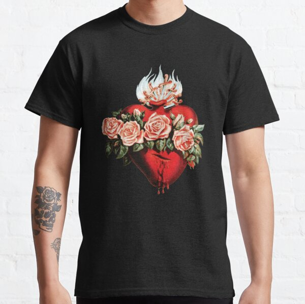 Immaculate Heart of Mary Vintage  Classic T-Shirt