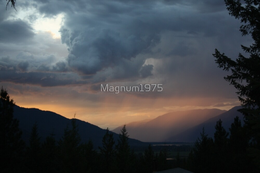 Stormy Evening by Magnum1975